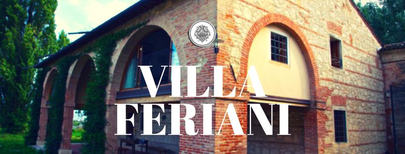 Il nuovo sito di Villa Feriani!
