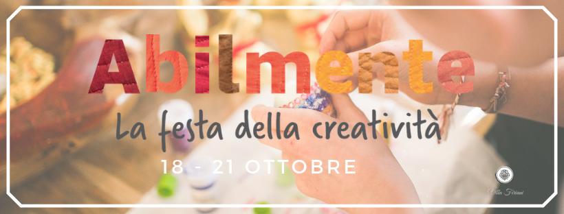 La fiera della creatività: Abilmente Vicenza 2018!
