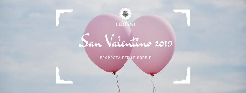 Per gli innamorati: ecco la nostra offerta per il San Valentino a Villa Feriani!