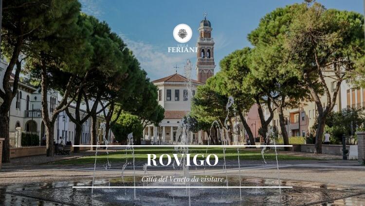 Rovigo – Città del Veneto da Visitare
