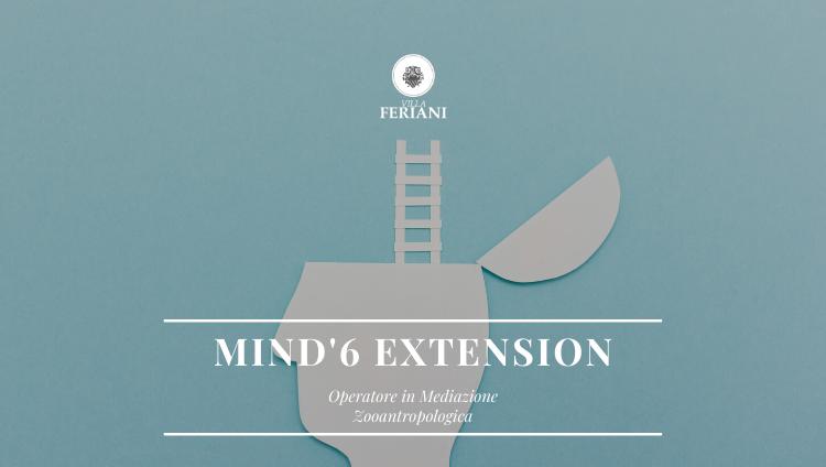 Corso Mind'6 Extension – Operatore in Mediazione Zooantropologica presso Borgo Feriani