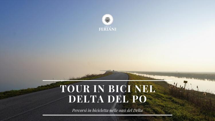 Tour in bici nel Delta del Po