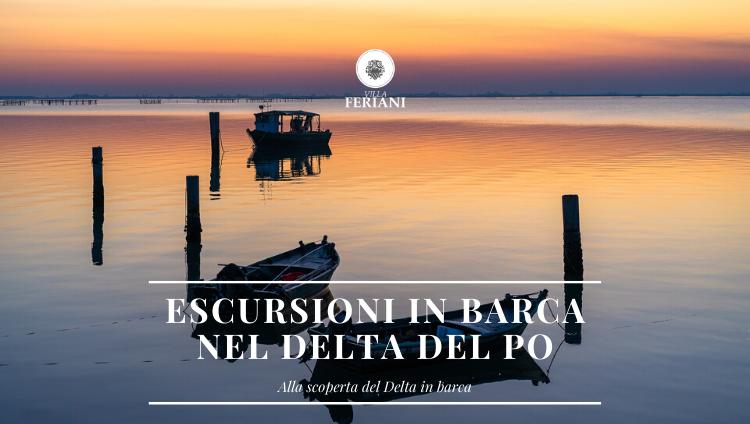 Escursioni in barca nel Delta del Po – Alla scoperta delle oasi naturali