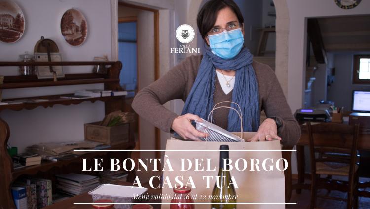 Bontà del Borgo a Casa Tua – 16/22 Novembre 2020